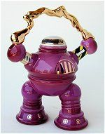 Purple Robot - small