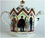 Tower of London Teapot
