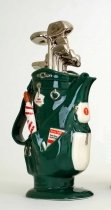 Golf Bag Green