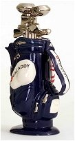 Golf Bag Blue