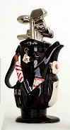 Golf Bag Black